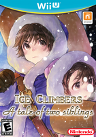 Ice Climbers: A tale of two siblings - Wii U by CEObrainz
