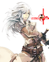 [Render] Samurai by Faqquscarp