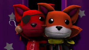 Foxy and Me (LBP2) by StarCrosser64