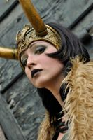 Lady Loki 04 close-up by HeiligerShadowfax