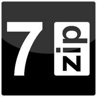 7-Zip Icon [Square] by gygabyte666