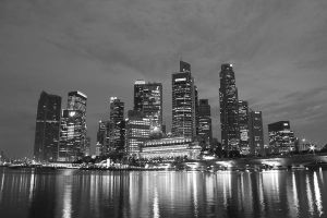 Singapore by the Bay by EnricoMulyadi