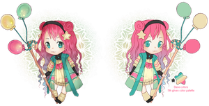 PastelNebula Contest Entry: Little Star by homeless-adoptable