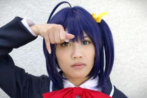 Rikka Takanashi (Chu2Koi): I'm the Wicked Eye by CupcakeStar-Xx