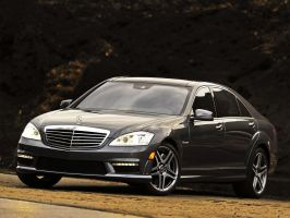 Mercedes-Benz S63 AMG by D3516N3R