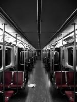 Subway Train by TK310