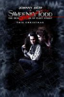 Sweeney Todd Poster Contest by morbiddeathfishy