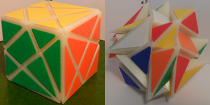 The power of the Axis cube by ZigZagMag