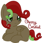 Cherry Cordial by equinepalette