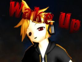 MMD New video and Motion- Wake Up- by MsYelenaJonas