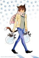 What do cat boys shop for? by inanna-nakano