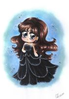 C: Chibi Princess Black Moon by Toto-the-cat
