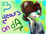 .:Deviant Anniversary #3:. by enid7