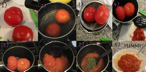 How to Make: Vegan Tomato Sauce by XxMisery-SeverityxX