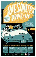 Awesomefest Drive In by liliesformary