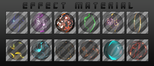 C4D Effect Material by J70