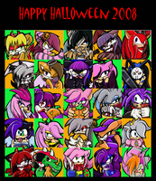 .:Happy Halloween 2008:. by Hgulwell