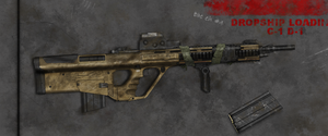 M12A1 Infantry Combat Rifle (Old, Gen-3) by SomeNavySEALs