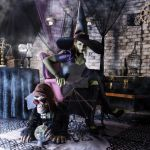Wicked Witch of the West by Julie-Chantal