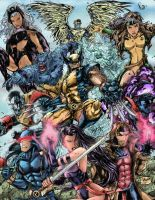 X-Men Collection by i3i11theWi11
