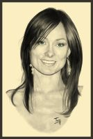 Olivia Wilde by 1c4r0s