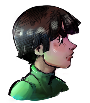 Rock Lee by pandaladie