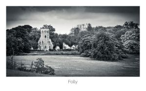 Folly by AlexMarshall