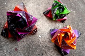 magic roses by mangovioleta