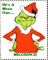 Grinch-Mean One by faery-dustgirl