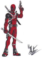 Deadpool by Virus-91