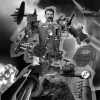 Robo-Stalin by DigitalWar