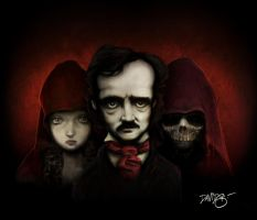 Ravings of love and death by Disezno