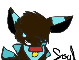 ++Main OC:Frost the Eevee++ by Lil-ShinyMagic
