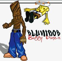 Blunt Rob Baggy Pants by funkydoodler