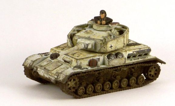 1/72 scale Pzkpfw IV H by Nixod321