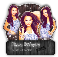 Nina Dobrev Png Pack by Suyesil