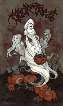 Trick or Treat by IrenHorrors