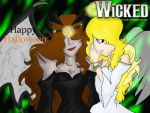 Have a 'WICKED' Halloween by rachie-may845