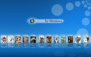 Games for Windows Wallpaper 3 by TheWax