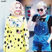 Rita Ve Miley by Demiley78