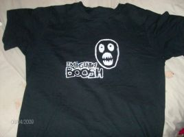 THE MIGHTY BOOSH SHIRT by EaterofOrphans