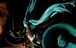 Miku: Love is War dx by kixkillradio