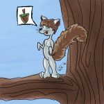 Mrot the Squirrel by Darktail