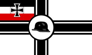 The Banner of Stahlhelm, Bund der Frontsoldaten by otakumilitia