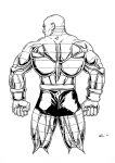 Colossus. by BlackLabelArt
