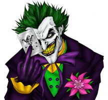 Joker No Background by Offended-By-Light