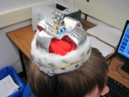 Mini Crown Headpiece by Accyber