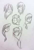 Cute Hairstyles by mashaheart