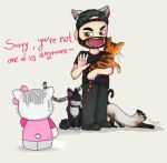 Hello Kitty is not a Cat! by koy-kartoon