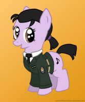 My Little Sergeant Major by katiewhy